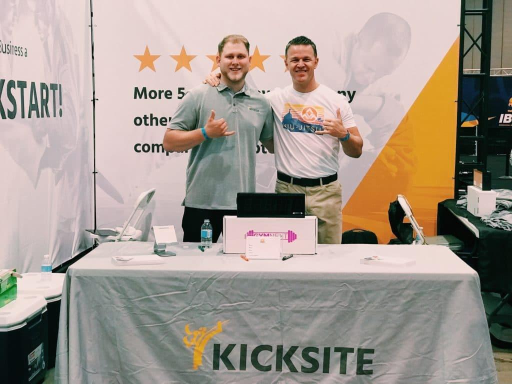 Kicksite Attending World Master's In Las Vegas
