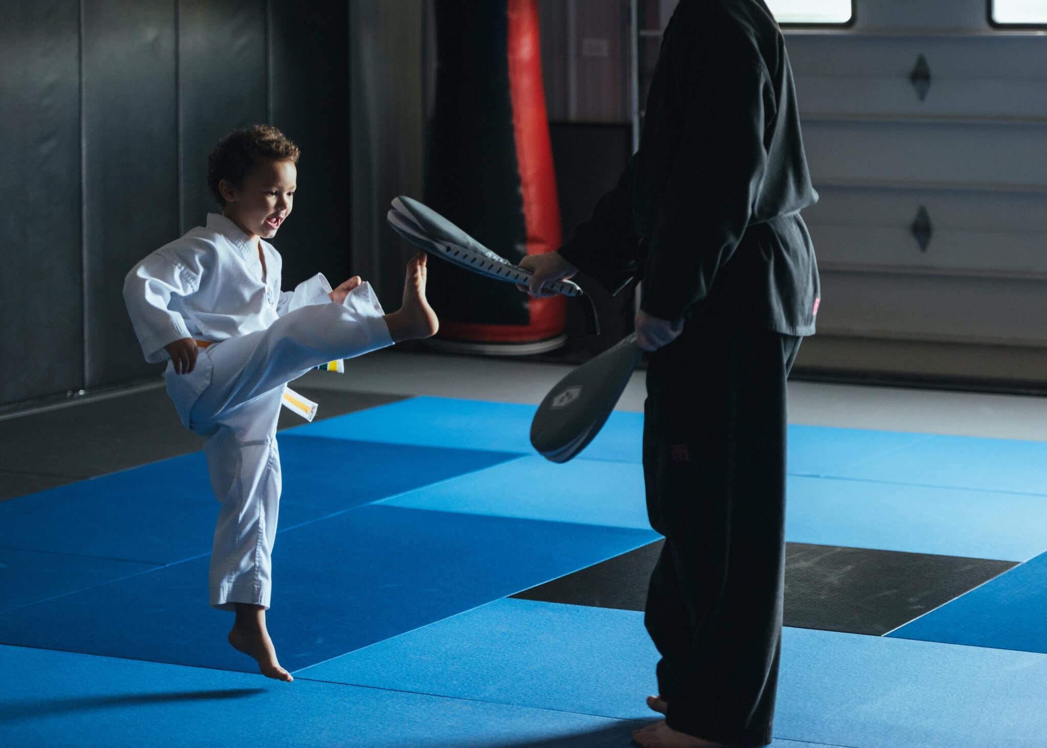 Total Taekwondo Our Tiny Tykes Class