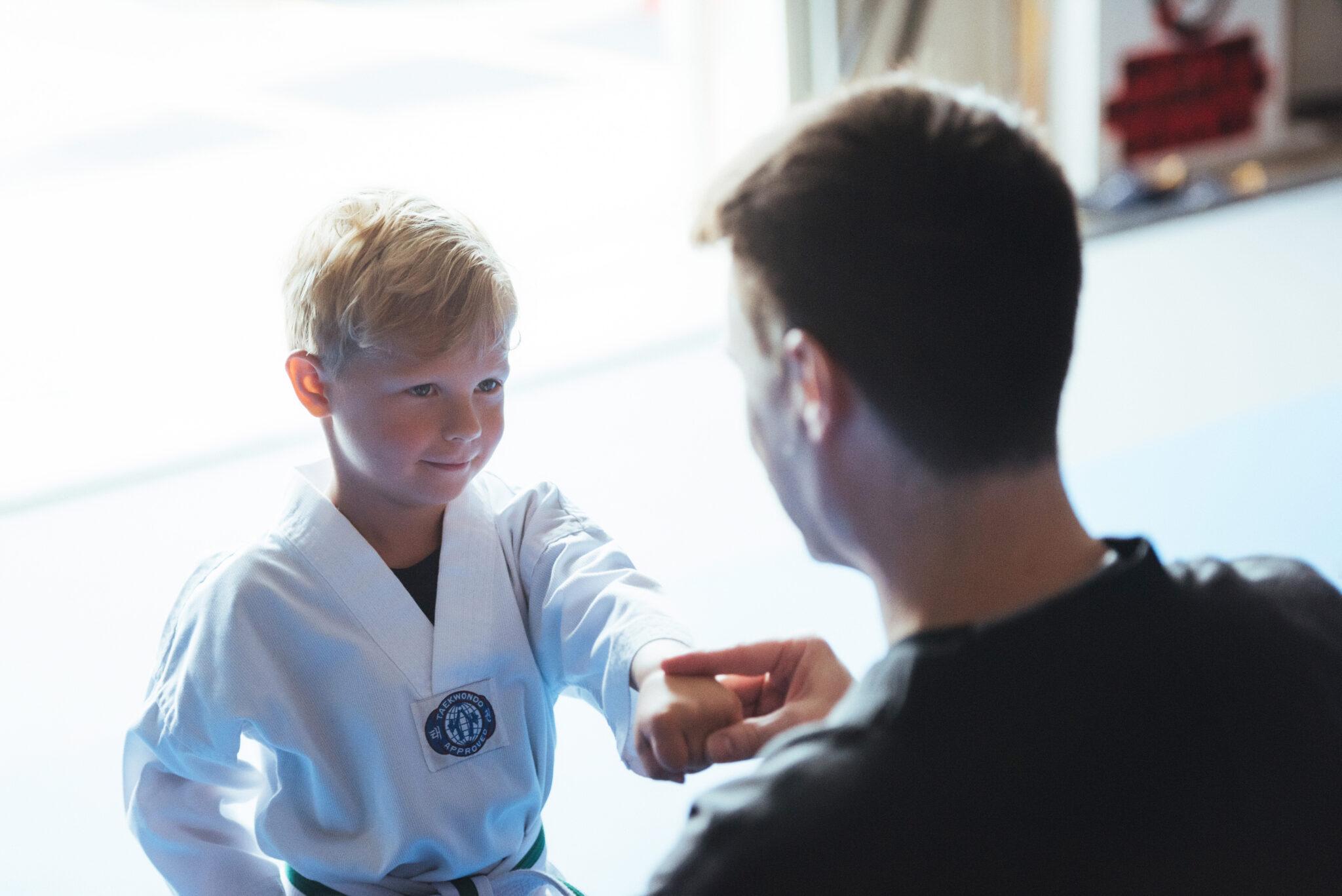 Total Taekwondo Tiny Tykes (Ages 3-6)