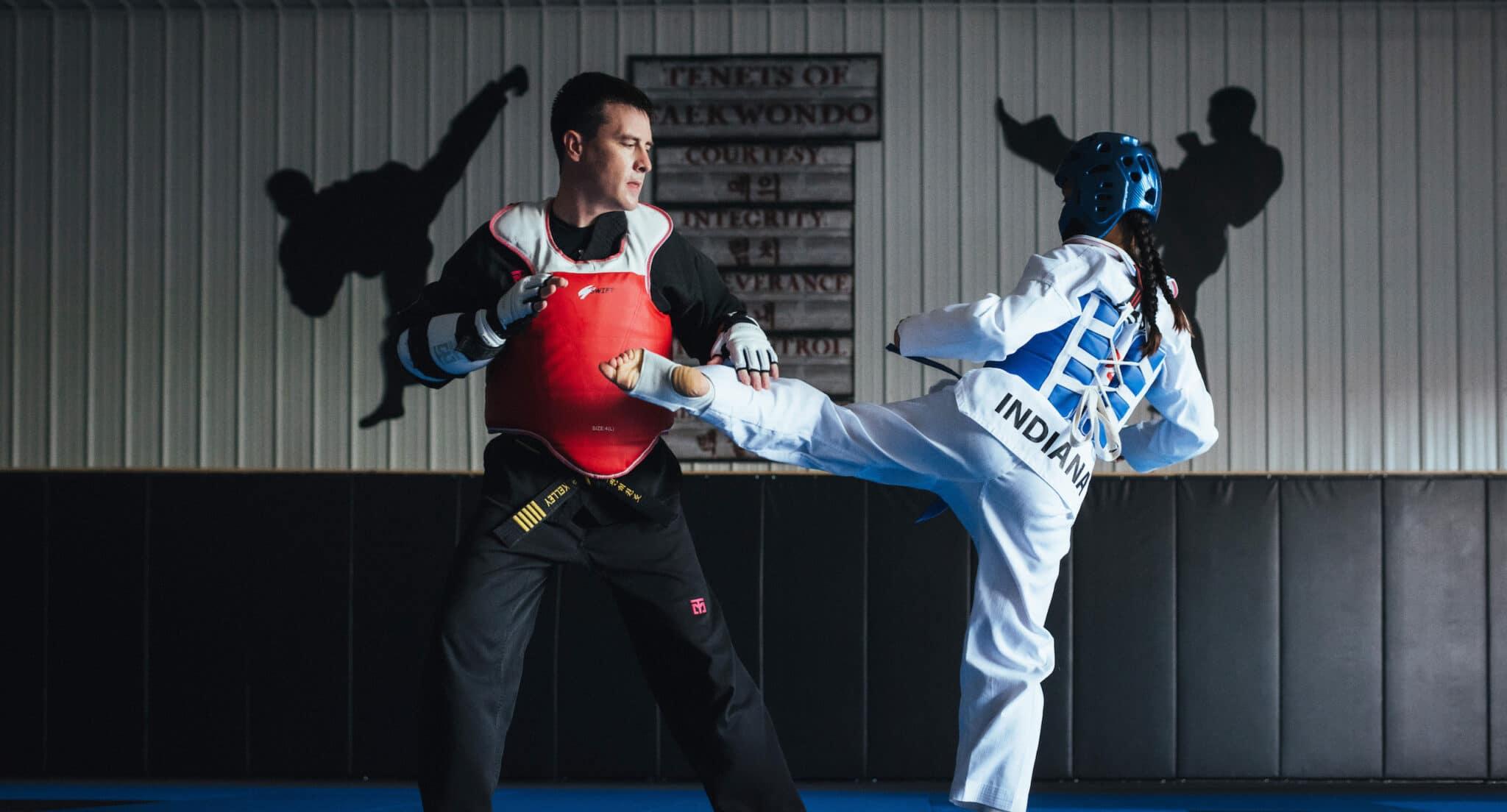 Total Taekwondo Core Sparring