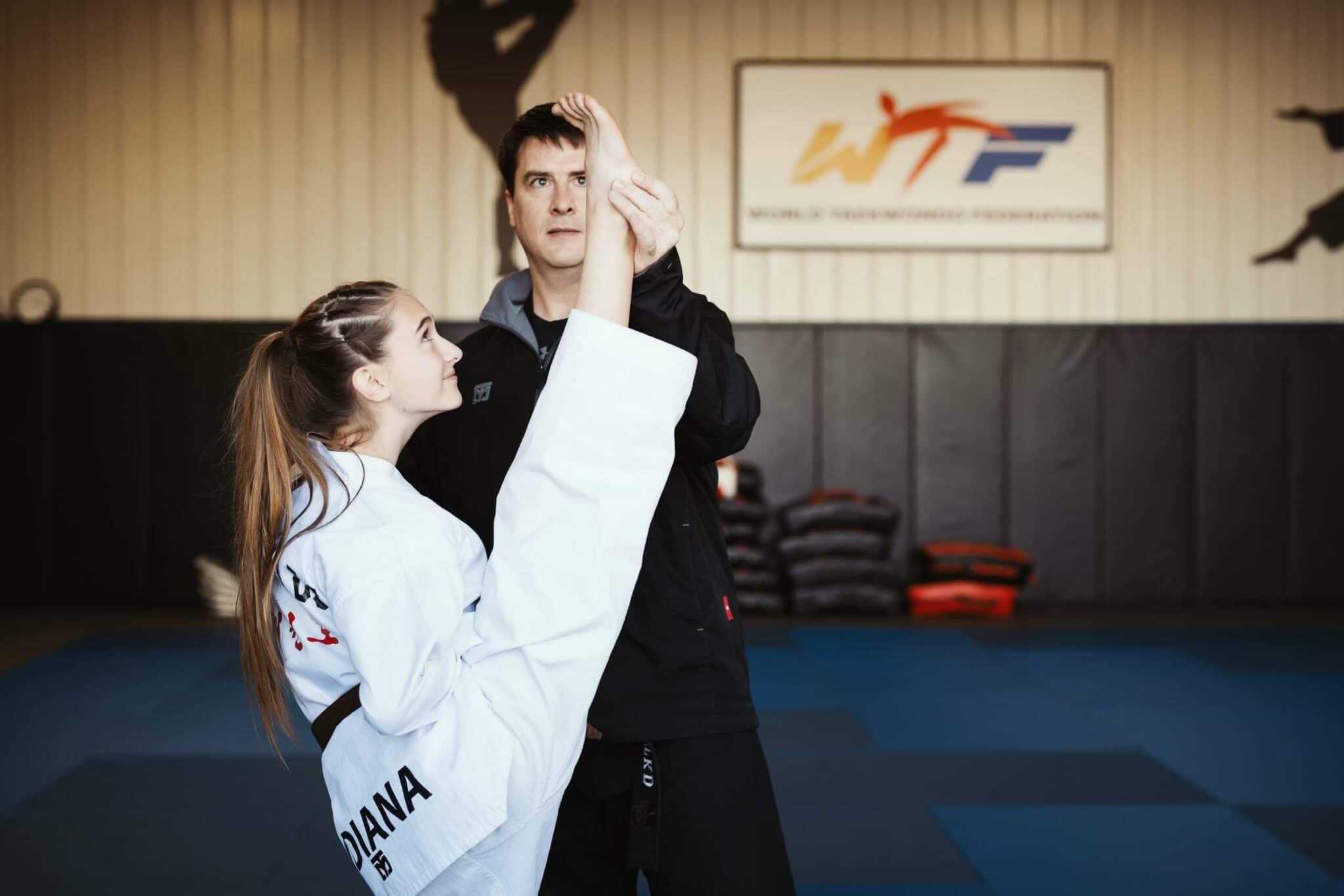 Total Taekwondo Why Martial Arts? image