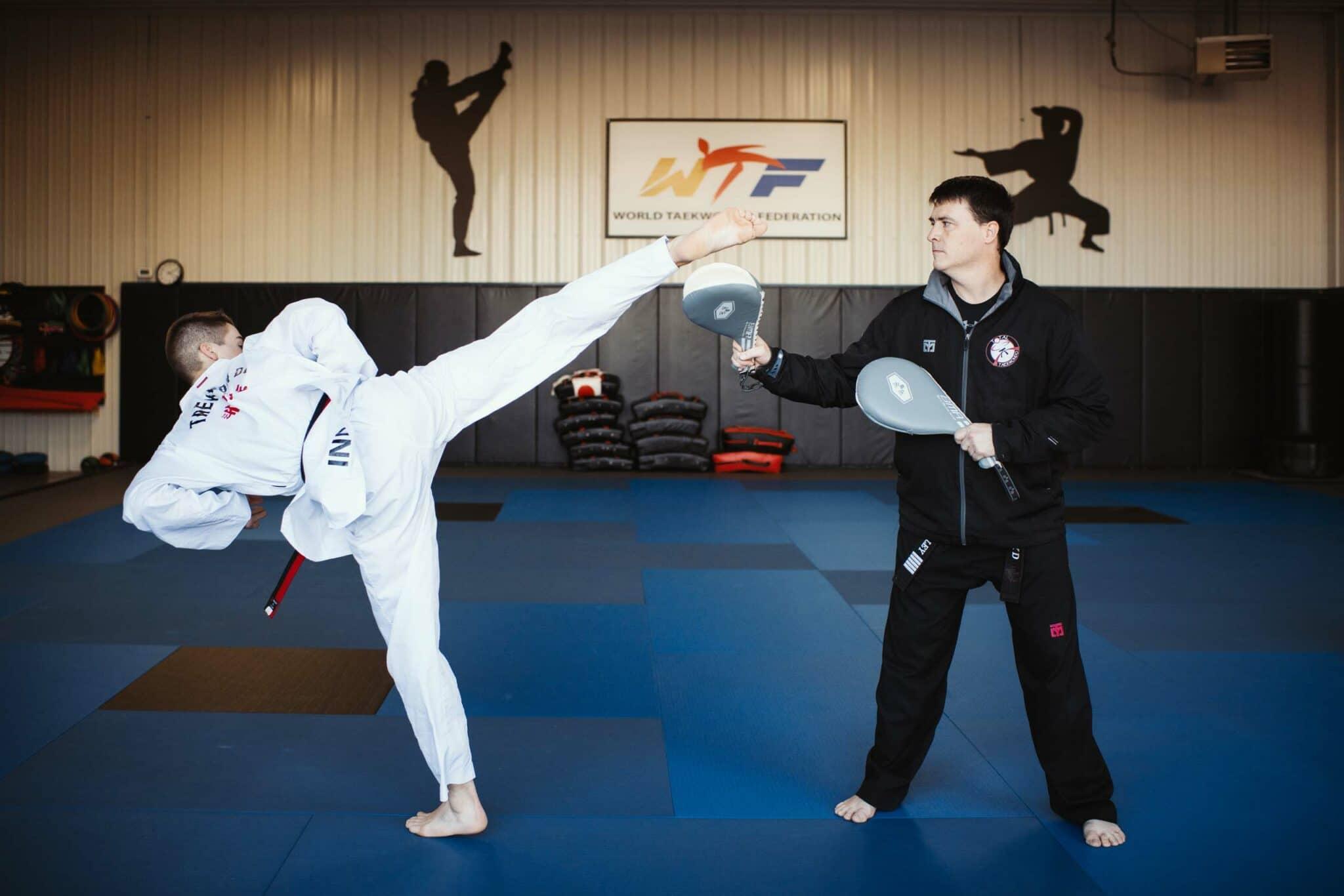 Total Taekwondo Teen and Adult Classes