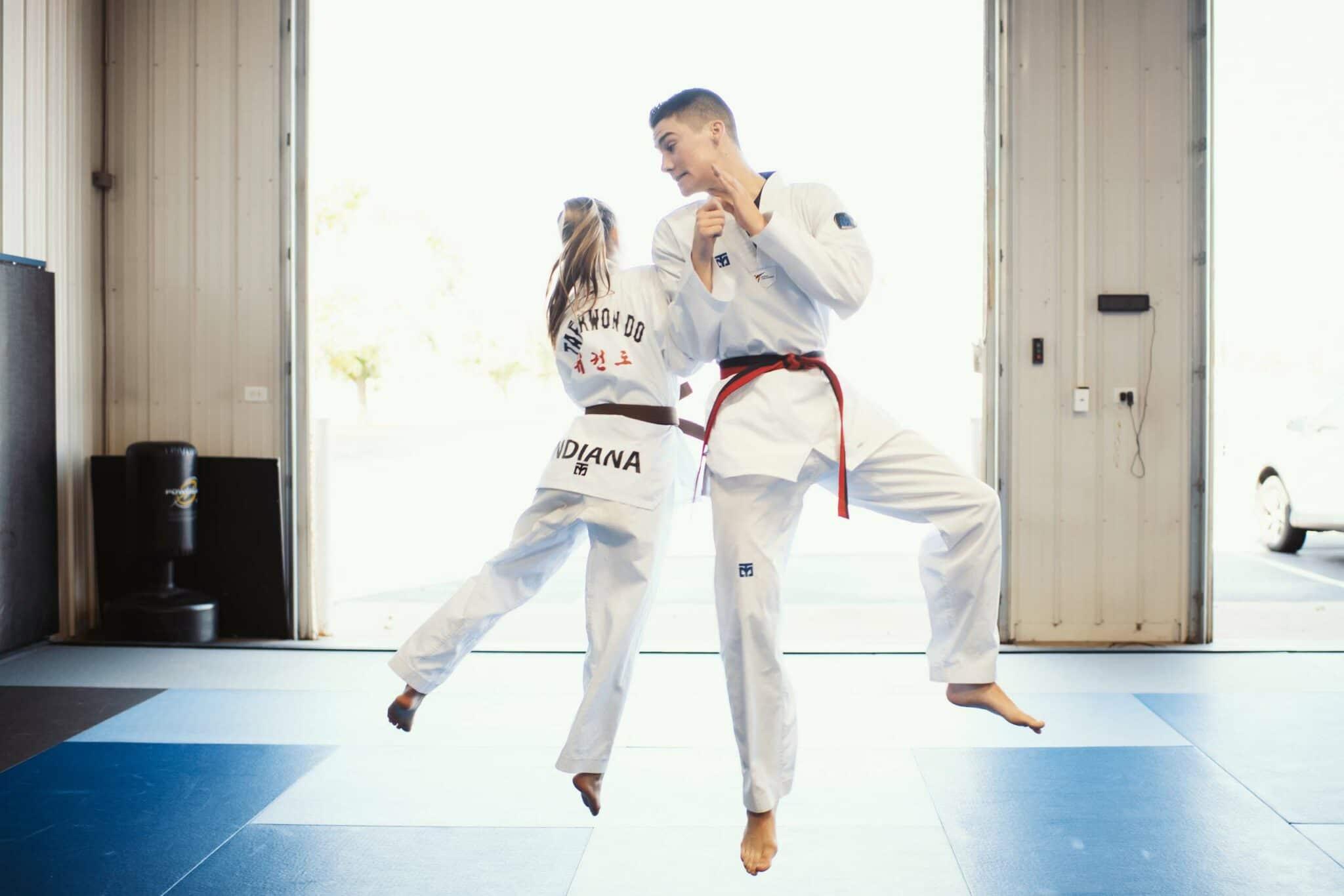 Total Taekwondo Two Week Free Trial