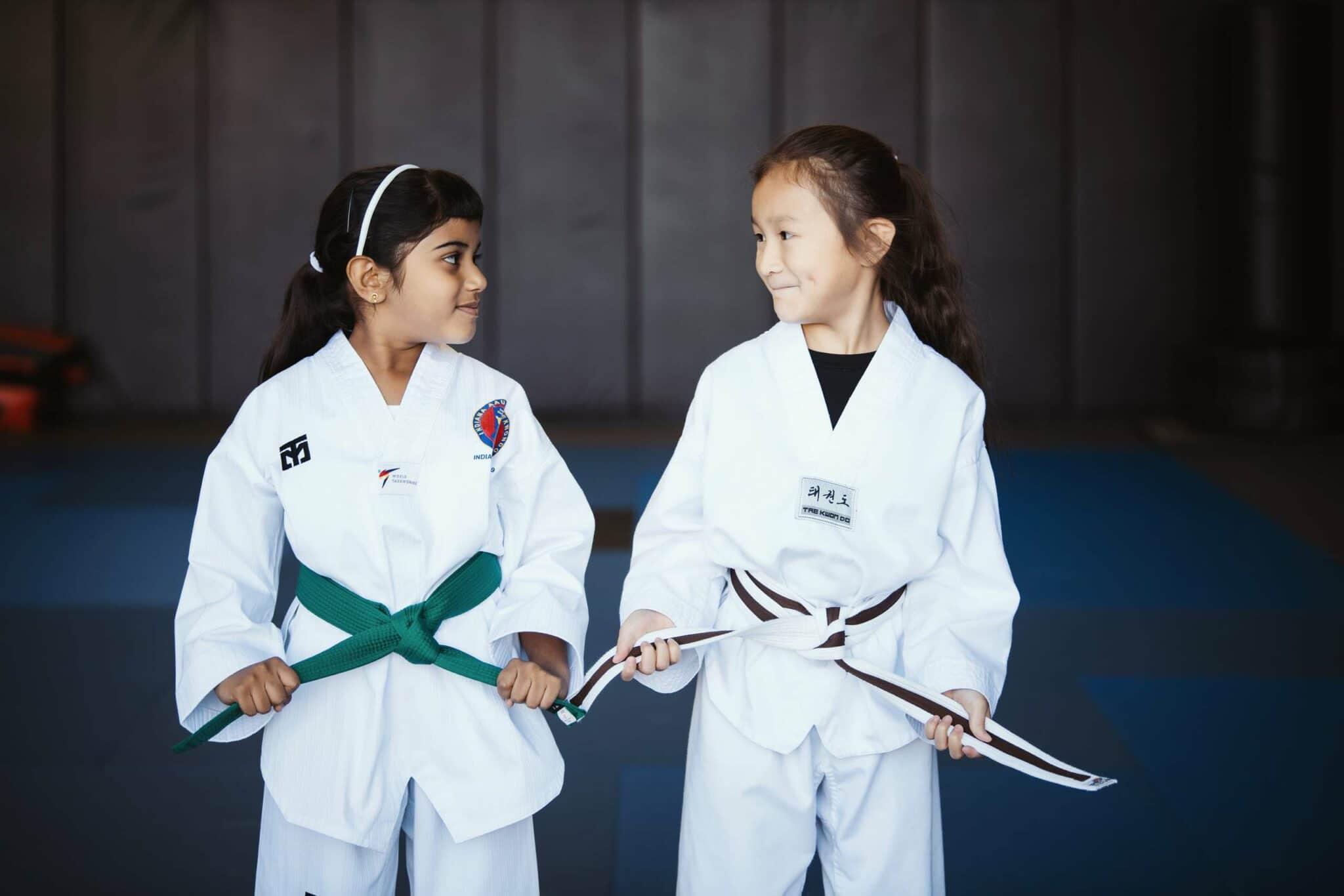 Total Taekwondo Our Kids' Class