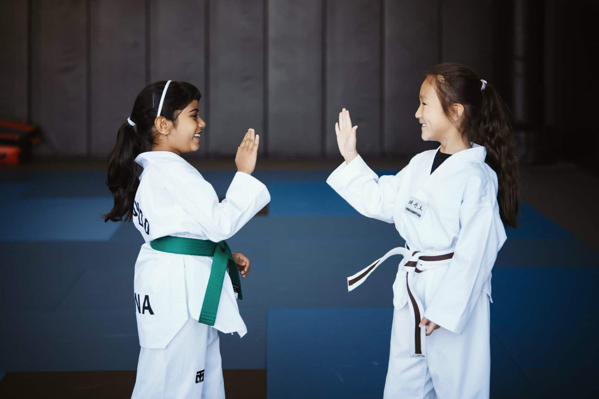 Total Taekwondo Kids' Classes (Ages 7-11)