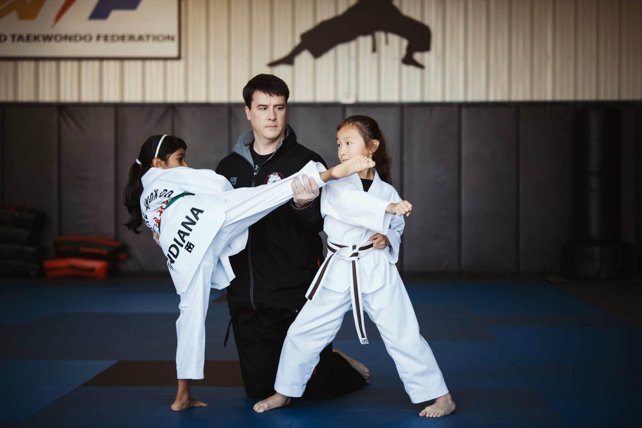 Total Taekwondo Kids' Classes (7-11)