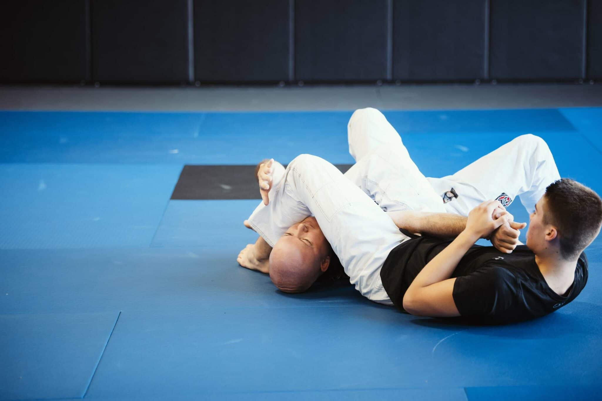 Total Taekwondo Total Combatives Classes