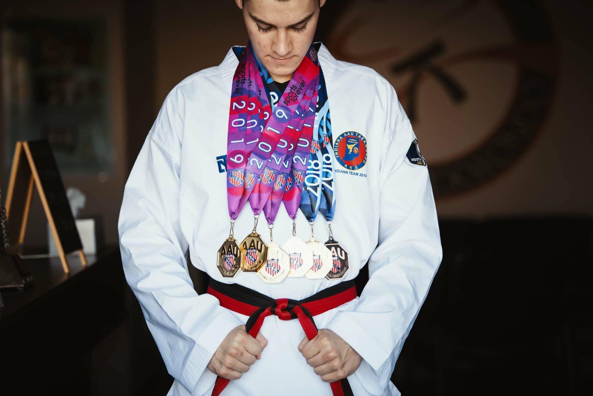 Total Taekwondo Tournament Team